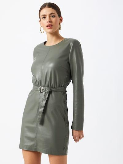 PATRIZIA PEPE Kleid 'Abito' in grau, Modelansicht