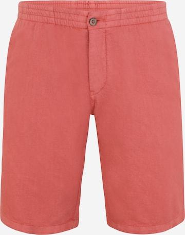 Hackett London Püksid, värv oranž