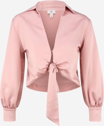 Tricou River Island Petite pe roz, Vizualizare produs