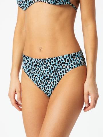Pantaloncini per bikini 'Shore Koh Tachai' di SLOGGI in blu