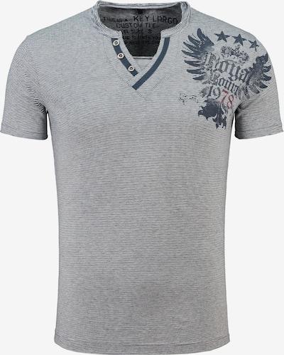 Key Largo T-Shirt in navy, Produktansicht