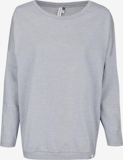 Cleptomanicx Sweatshirt Henni im lässigen Schnitt in graumeliert, Produktansicht