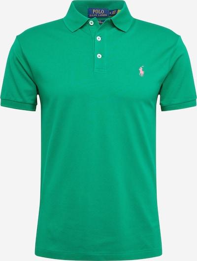 POLO RALPH LAUREN Camiseta en verde / rosa claro, Vista del producto