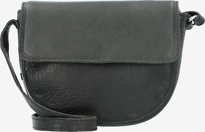 Amsterdam Cowboys Schoudertas in de kleur Zwart, Productweergave