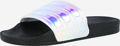 ADIDAS PERFORMANCE Adilette in ultramarinblau / transparent, Produktansicht