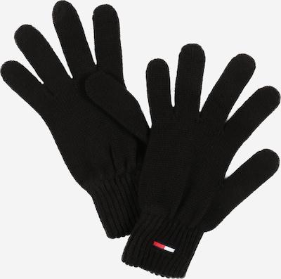 Tommy Jeans Gants en bleu marine / rouge / noir / blanc, Vue avec produit