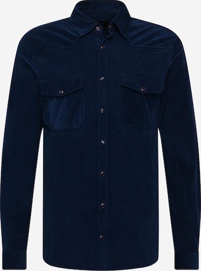 Camicia 'Henrik' JOOP! Jeans di colore navy: Vista frontale