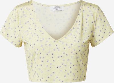 SHYX Shirt 'Naja' in Yellow / Purple, Item view