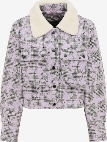 MYMO Between-Season Jacket in Grey