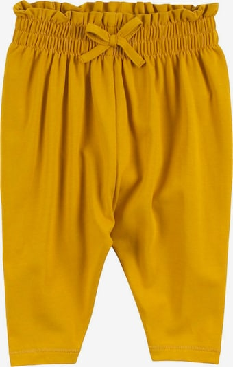 Müsli by GREEN COTTON Trousers in Mustard, Item view