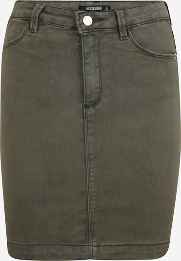 Missguided Tall Skirt in Khaki, Item view