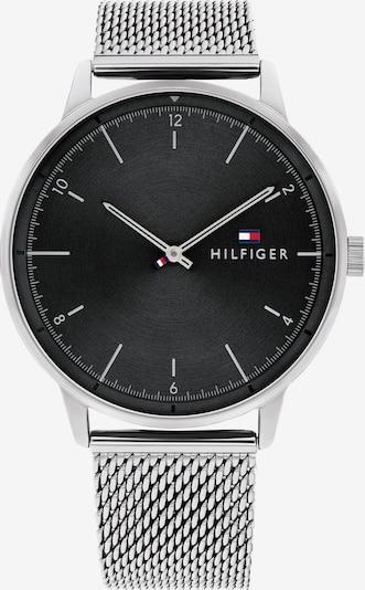 TOMMY HILFIGER Аналогов часовник в Графитено сиво / сребърно, Преглед на продукта