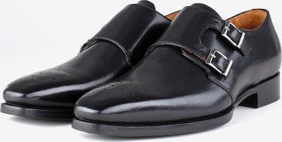 Van Laack Double Monk Vigor in schwarz, Produktansicht