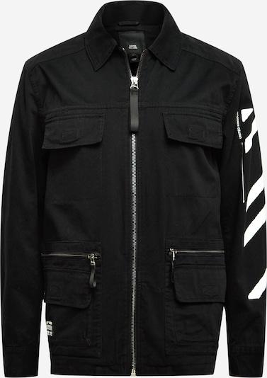 River Island Fieldjacket in schwarz, Produktansicht