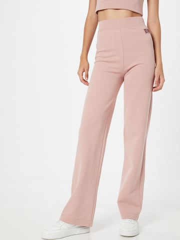 Calvin Klein Jeans Hose 'MILANO' in Pink