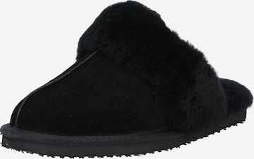 Pantoufle 'COSY' ARA en noir