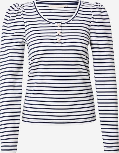 KAREN BY SIMONSEN Shirt 'Flora' in schwarz / weiß, Produktansicht