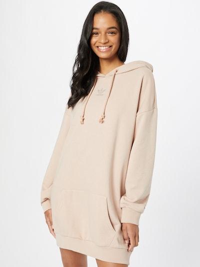 ADIDAS ORIGINALS Dress in Nude / Silver, View model