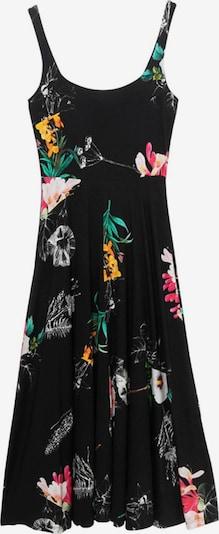 Rochie de vară 'NUEVA YORK' Desigual pe bej / verde jad / portocaliu deschis / roz deschis / negru, Vizualizare produs