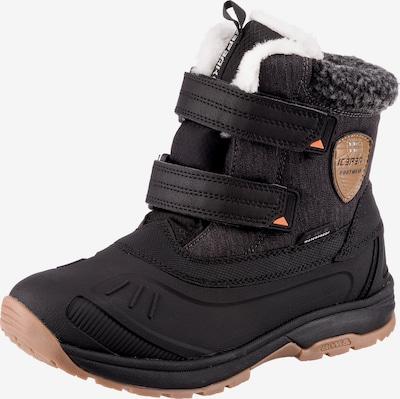 ICEPEAK Outdoorschuh 'ANDA' in braun / schwarz, Produktansicht
