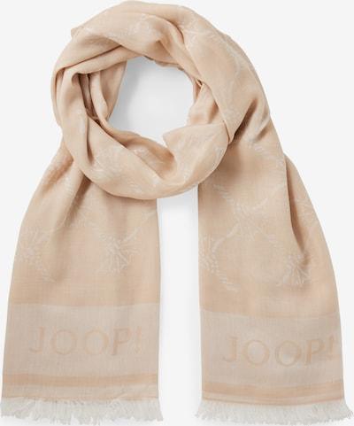 JOOP! Schal ' Abby ' in beige, Produktansicht