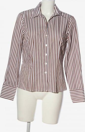 Wallmann Langarmhemd in L in rot / weiß, Produktansicht