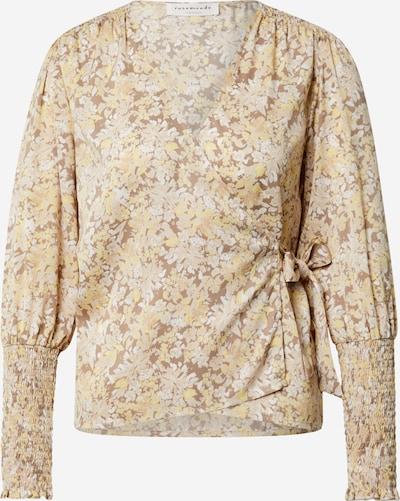 rosemunde Bluse in beige / mischfarben, Produktansicht