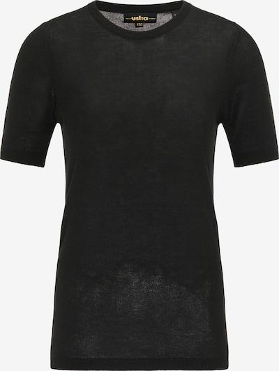 usha BLACK LABEL Pullover in schwarz, Produktansicht