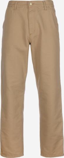 Carhartt WIP Jeans 'Single Knee' in beige, Produktansicht