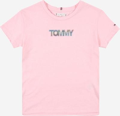 Marškinėliai iš TOMMY HILFIGER , spalva - mišrios spalvos / šviesiai rožinė: Vaizdas iš priekio