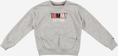 Bluză de molton TOMMY HILFIGER pe gri amestecat / mai multe culori, Vizualizare produs