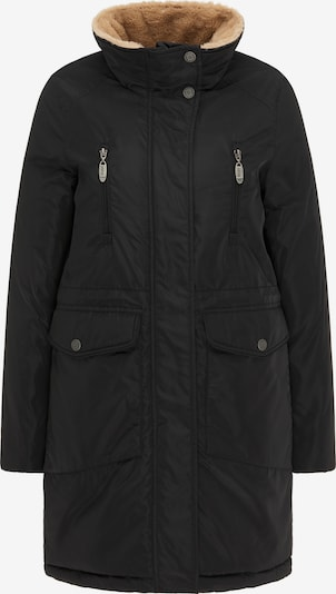 usha BLUE LABEL Winter parka in black, Item view