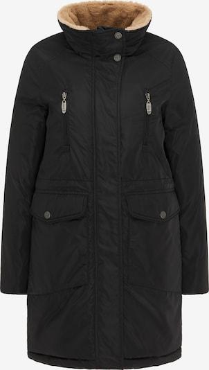 usha BLUE LABEL Winterparka in de kleur Zwart, Productweergave