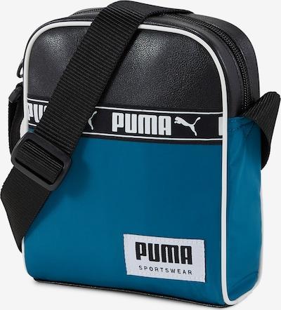 PUMA Umhängetasche in blau / schwarz / weiß, Produktansicht