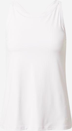 Sportiniai marškinėliai be rankovių iš CURARE Yogawear , spalva - balta, Prekių apžvalga