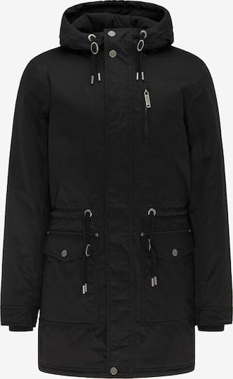 DreiMaster Vintage Functionele jas in de kleur Zwart, Productweergave