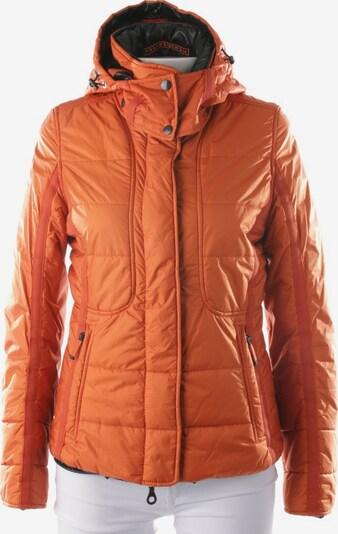 Frauenschuh Winterjacke / Wintermantel in XS in orange, Produktansicht