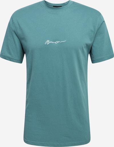 Mennace Shirt in jade / weiß, Produktansicht