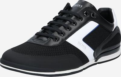 BOSS Casual Tenisky 'Saturn' - modrá / černá / bílá, Produkt