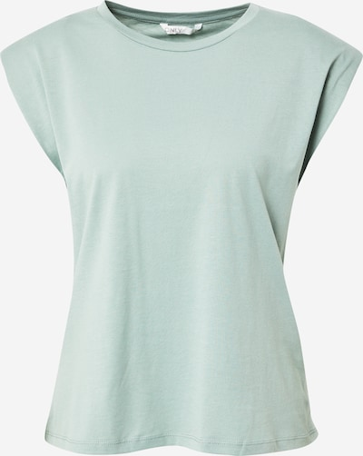 ONLY Shirt 'Pernille' in pastellgrün: Frontalansicht