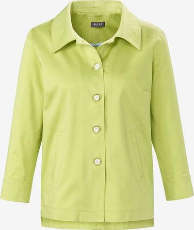 Basler Übergangsjacke 'Grace' in limone, Produktansicht