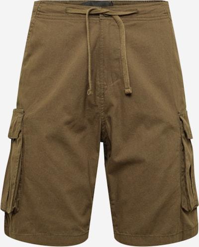 BRAVE SOUL Pantalon cargo 'ISLANDPKC' en kaki, Vue avec produit