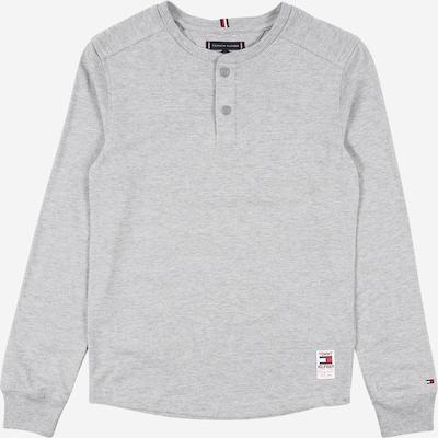 TOMMY HILFIGER T-Shirt en gris, Vue avec produit