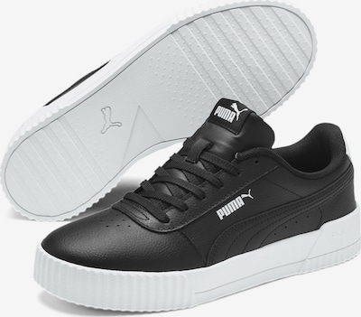 PUMA Sneaker 'Carina' in schwarz, Produktansicht