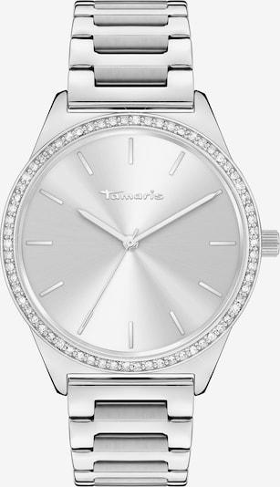 TAMARIS Uhr in silber / weiß, Produktansicht