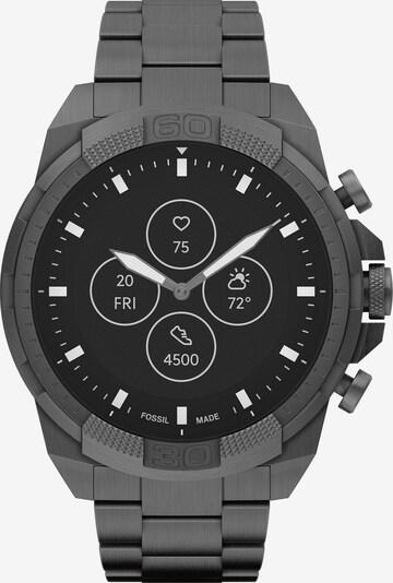 FOSSIL Smartwatch in grau, Produktansicht