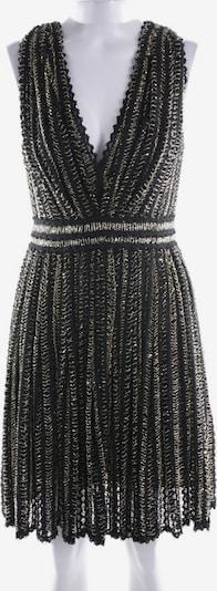 Badgley Mischka Kleid in XXS in gold / schwarz, Produktansicht