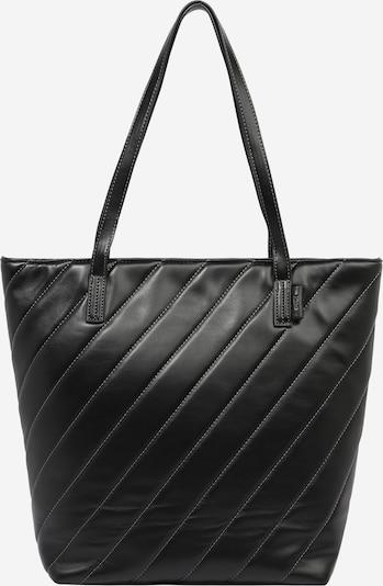 TOM TAILOR DENIM Nákupní taška - černá, Produkt