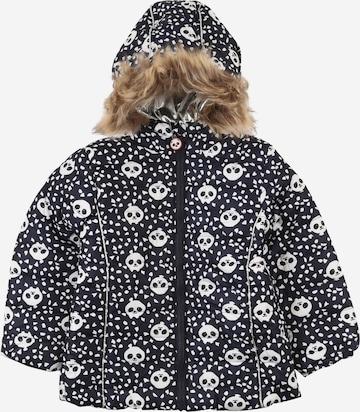 LEMON BERET Winter Jacket in Black