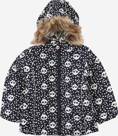 Žieminė striukė iš LEMON BERET , spalva - tamsiai mėlyna / balta, Prekių apžvalga